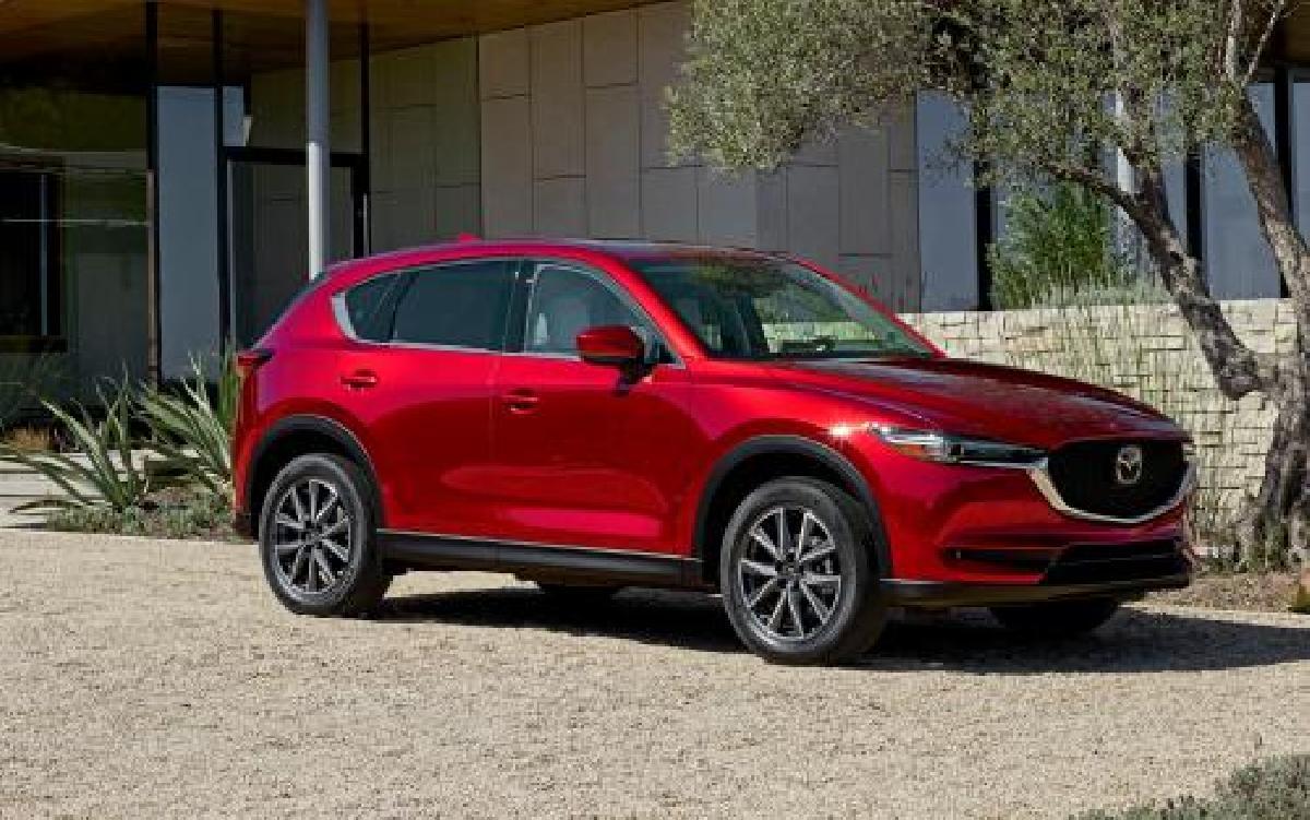 Mazda CX:5 2017