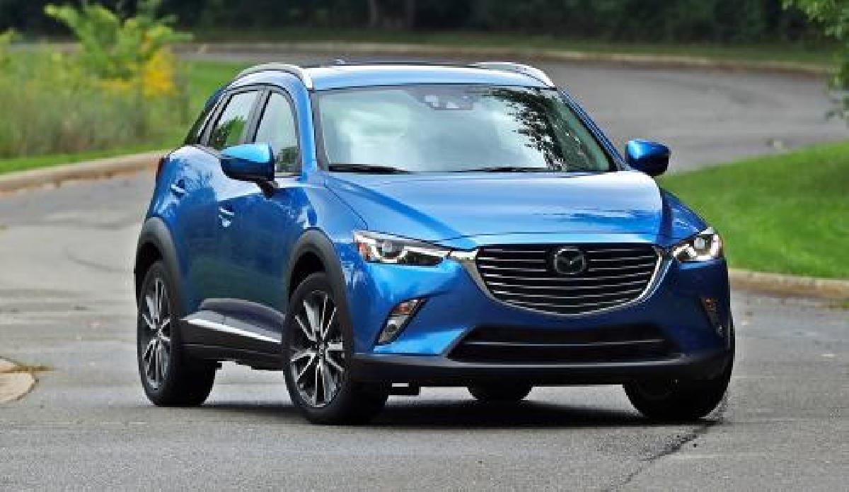 Mazda CX:3 2017