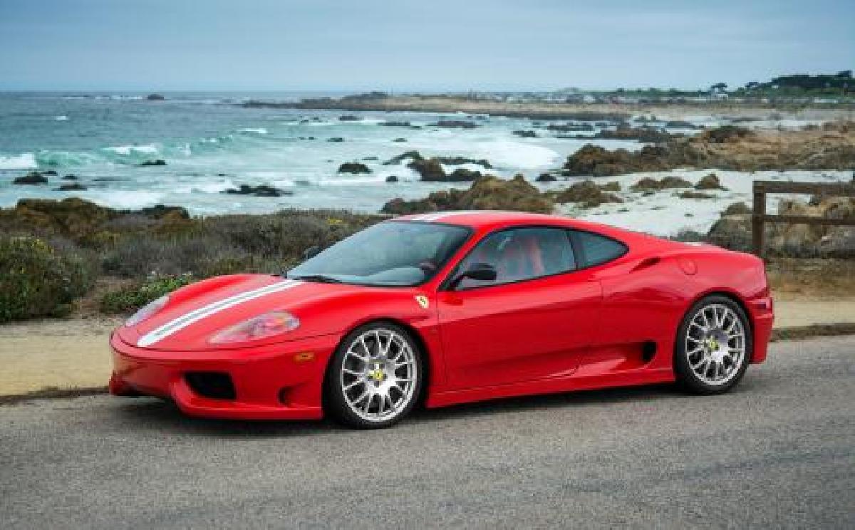 Ferrari, 360 1999, 2005