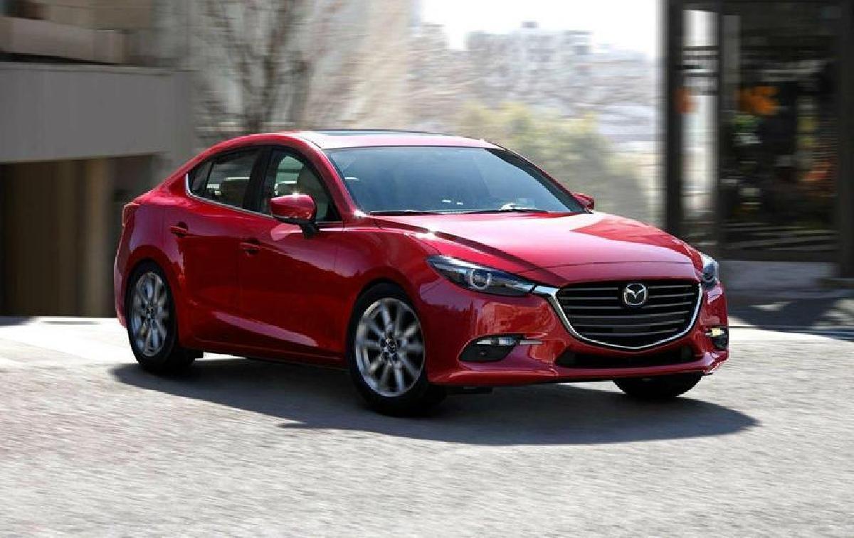 Mazda 3 2018
