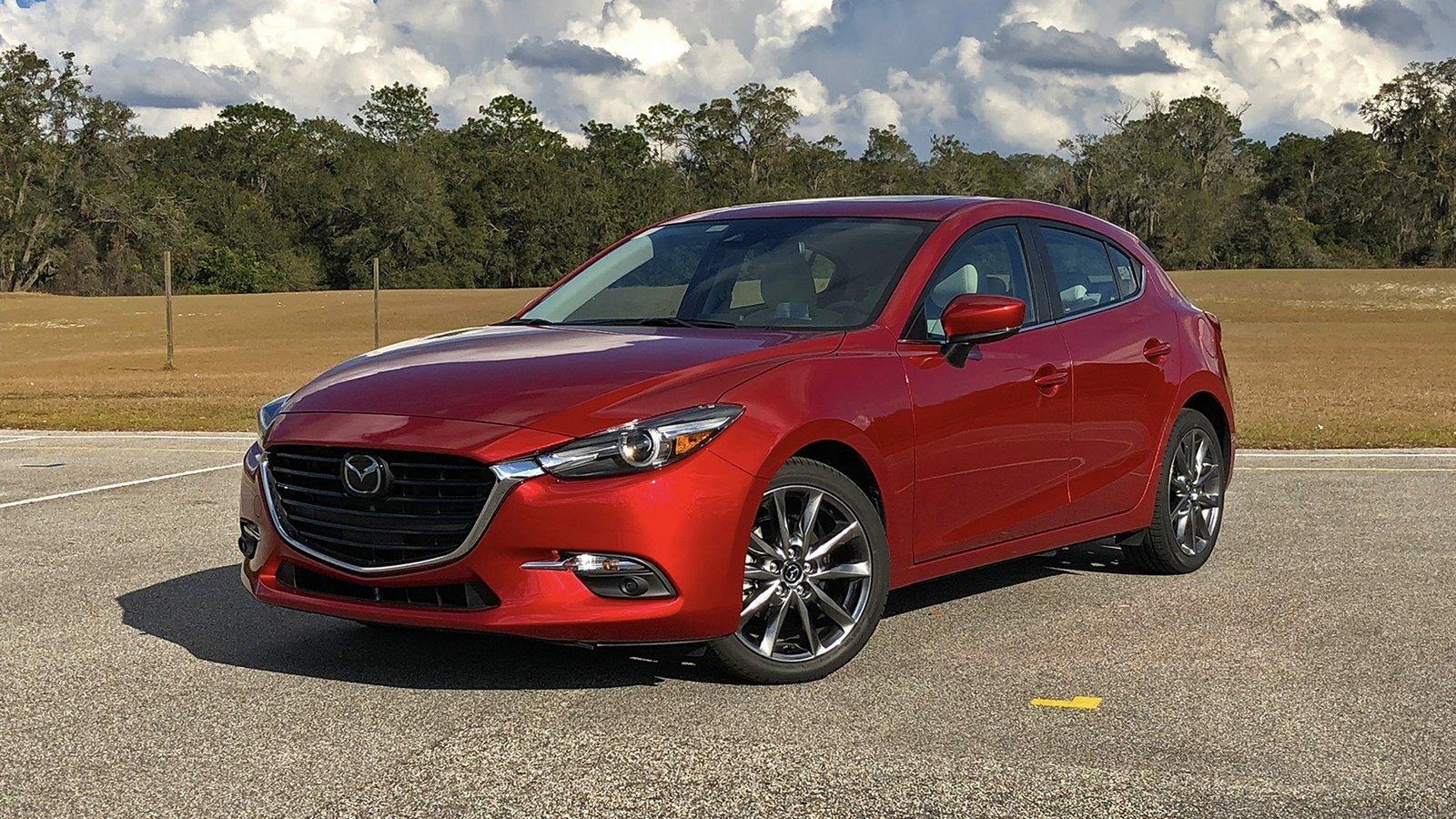 Mazda 3 2019 1.0