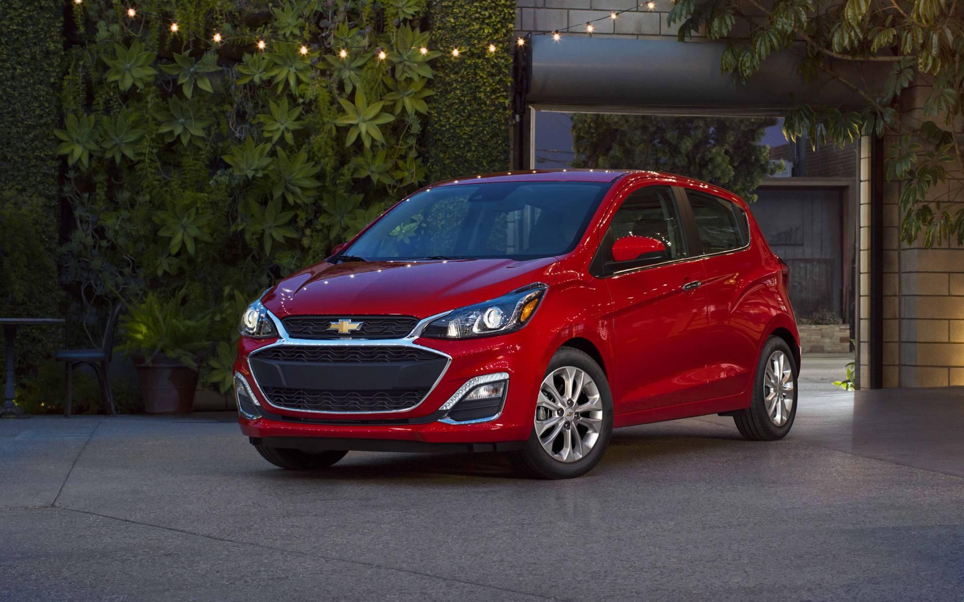 Chevrolet Spark 2020 : oui, des étincelles