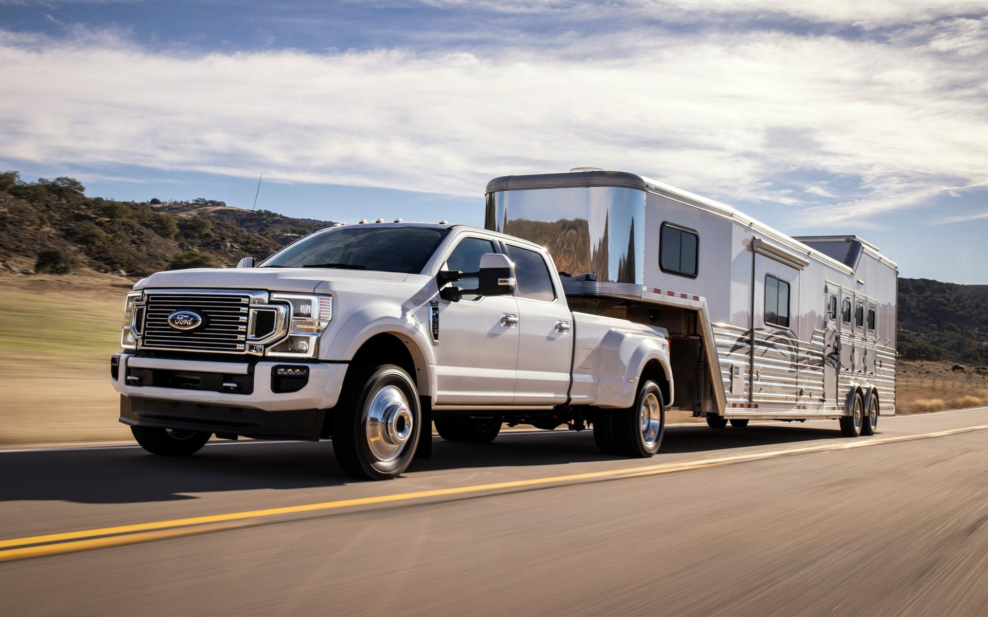 Ford SuperDuty 2020