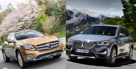 BMW X1 2020 et Mercedes-Benz GLA 2020 : Match comparatif