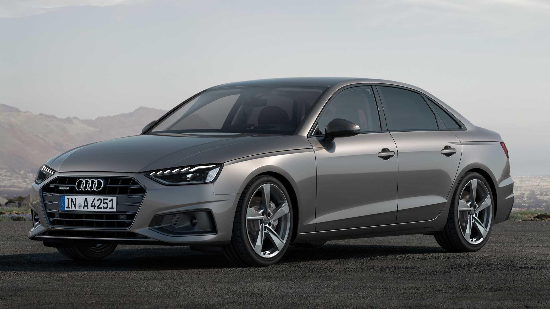7 choses à savoir sur l'Audi A4 2020