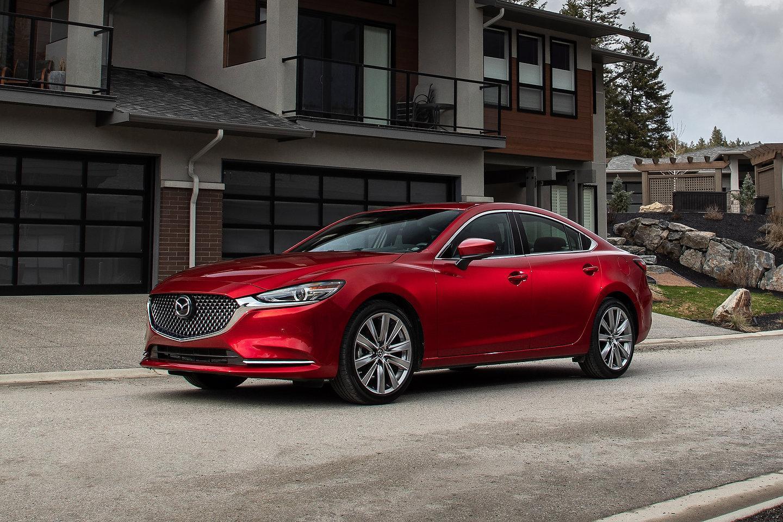 Mazda, 6, 2020