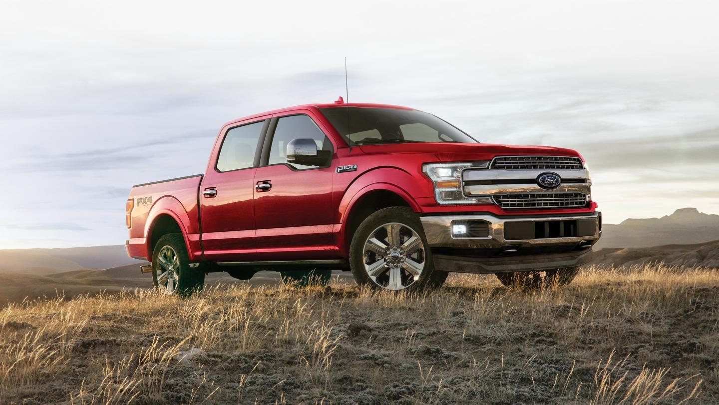 Ford, F 150, 2020