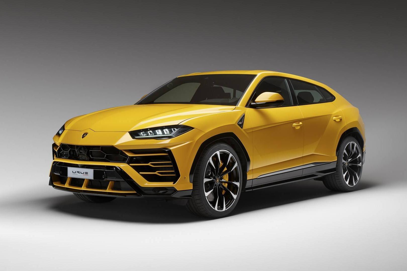 Lamborghini Urus 2020 : le jouet ultime pour l'hiver