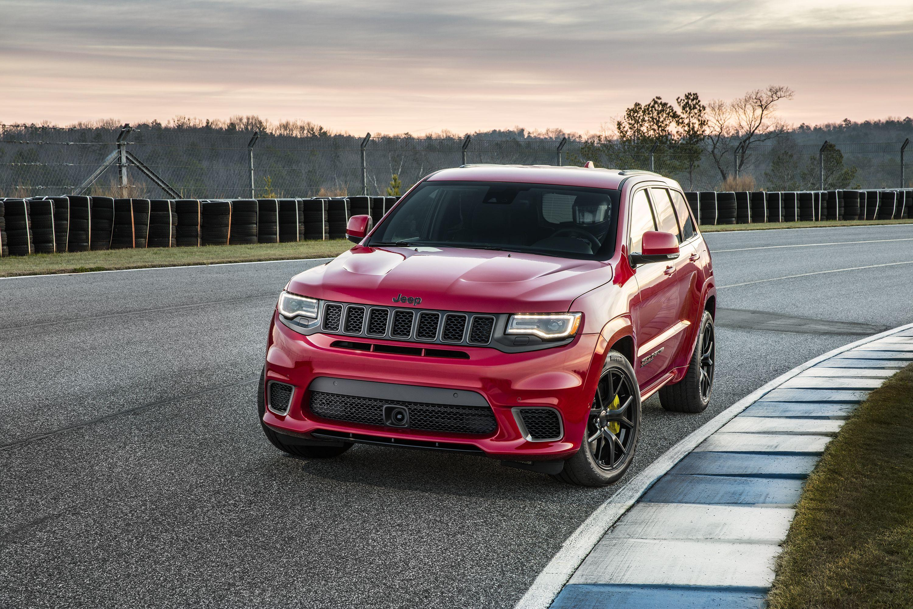 Jeep Grand Cherokee Trackhawk 2020 : pourquoi?