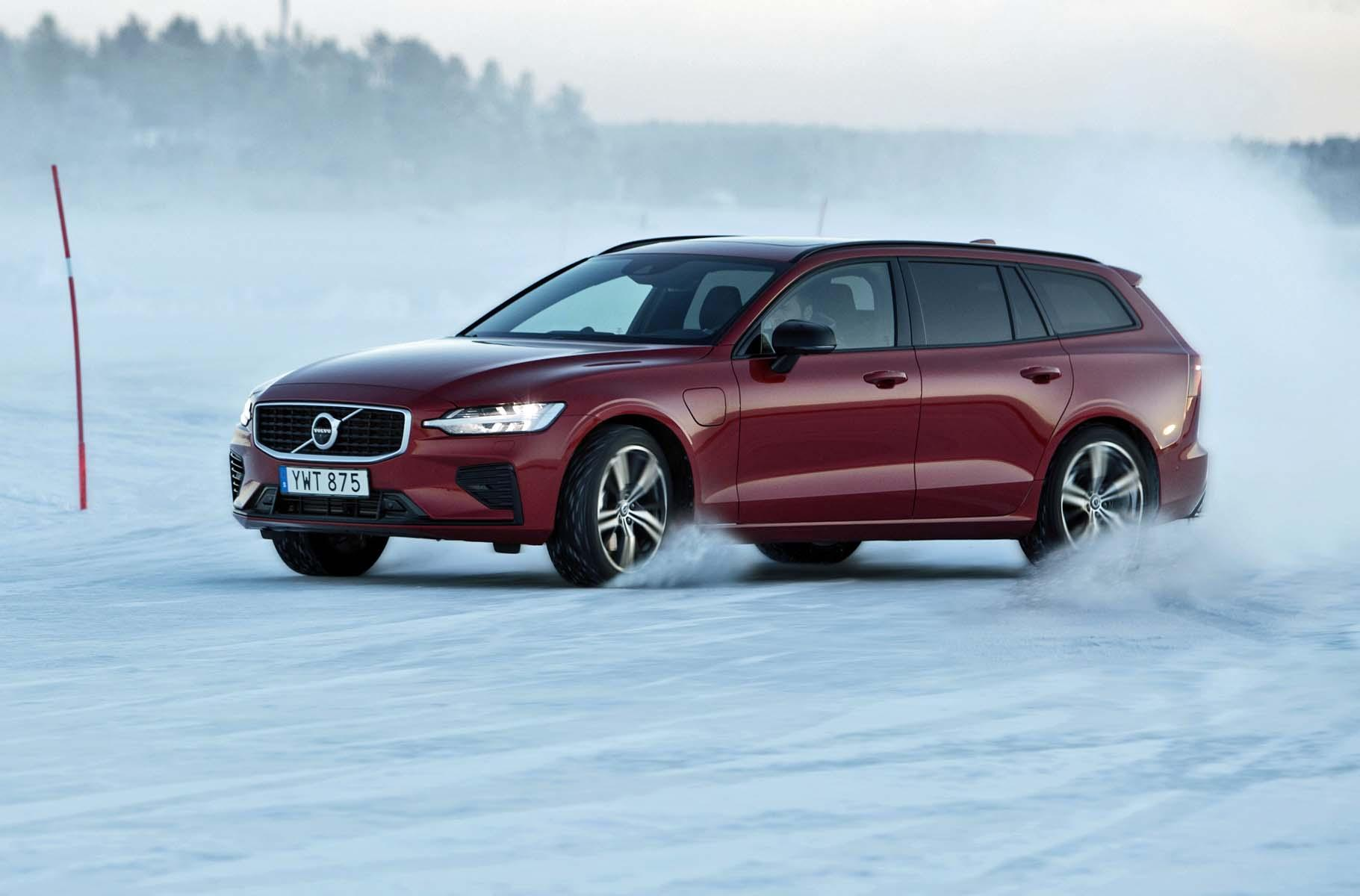 Volvo V60 2020