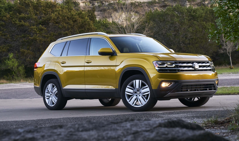 Volkswagen Atlas 2020