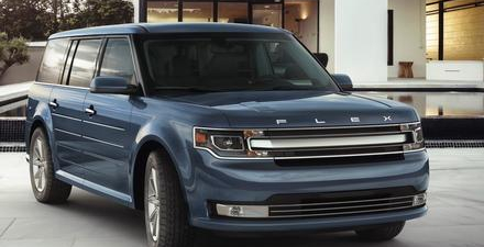 Ford Flex 2020 : mal interprété