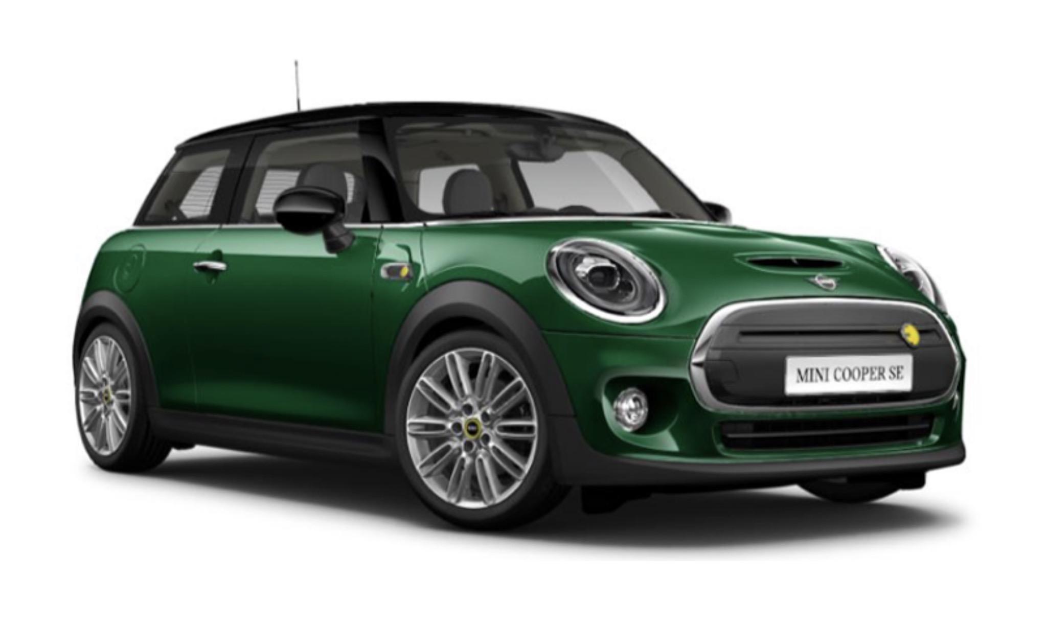 Mini Cooper 3 portes 2020 : la mini Mini