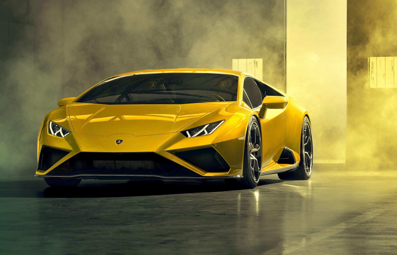 Top 10 des véhicules qui portent le mieux la couleur jaune!