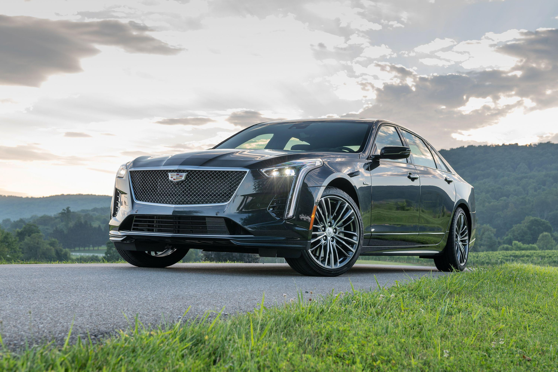 Cadillac CT6:V 2020 : le trésor perdu