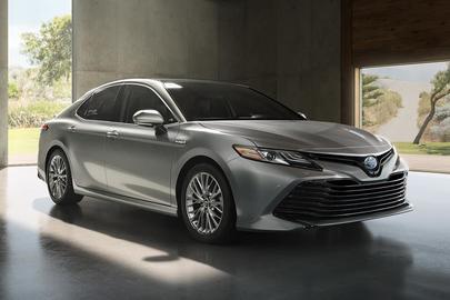 Toyota Camry Hybride 2020 : l'irréprochable