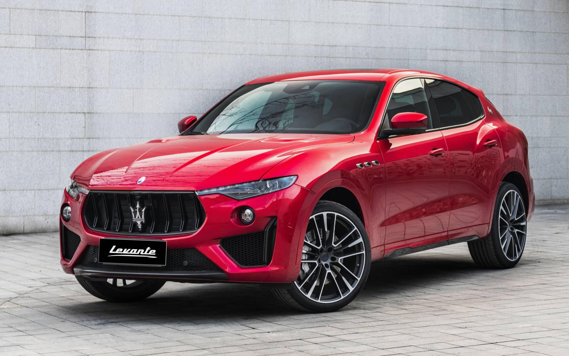Maserati Levante 2020