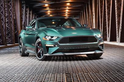 Ford Mustang Bullitt 2019-2020