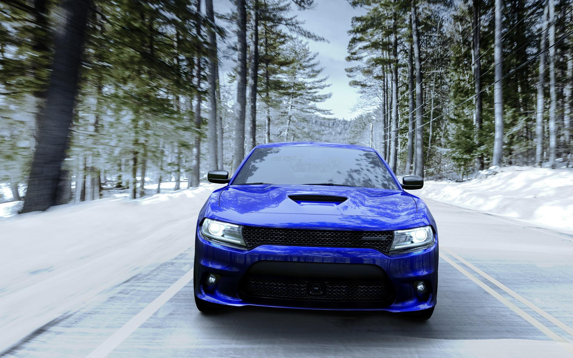 Dodge Charger AWD 2020 et Dodge Challenger AWD 2020