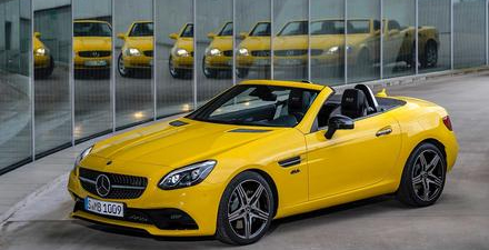 Mercedes-Benz SLC 2020