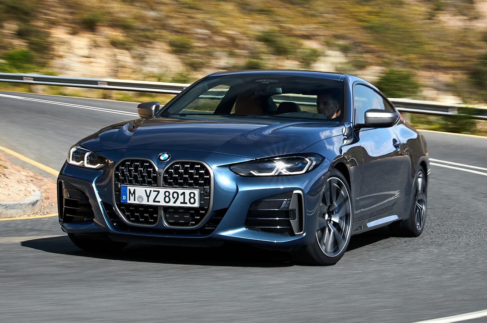 BMW Série 4 2021