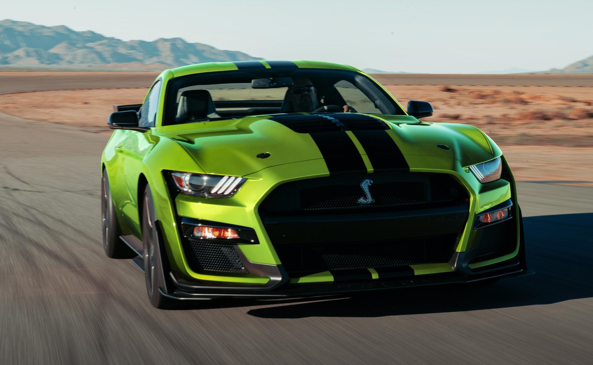 15 éléments qui prouvent que la Shelby GT500 2020 est une voiture exotique