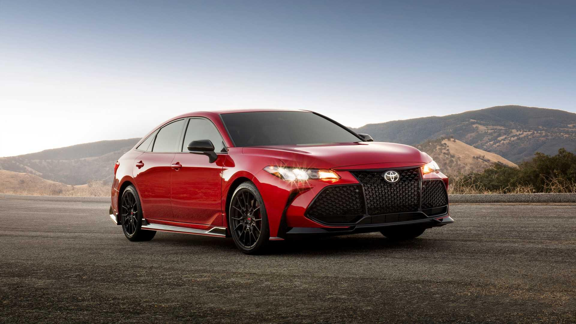 Toyota Avalon 2021