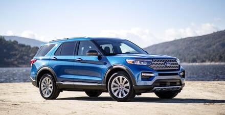 Ford Explorer 2021 : Quand tout va bien !