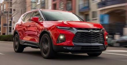 Chevrolet Blazer 2021 : pas celui qu'on attendait ?