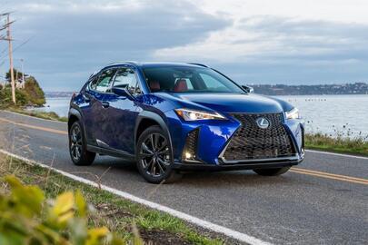 Lexus UX 2021 : un concentré bien dosé