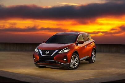 Nissan Murano 2021 : bien niché