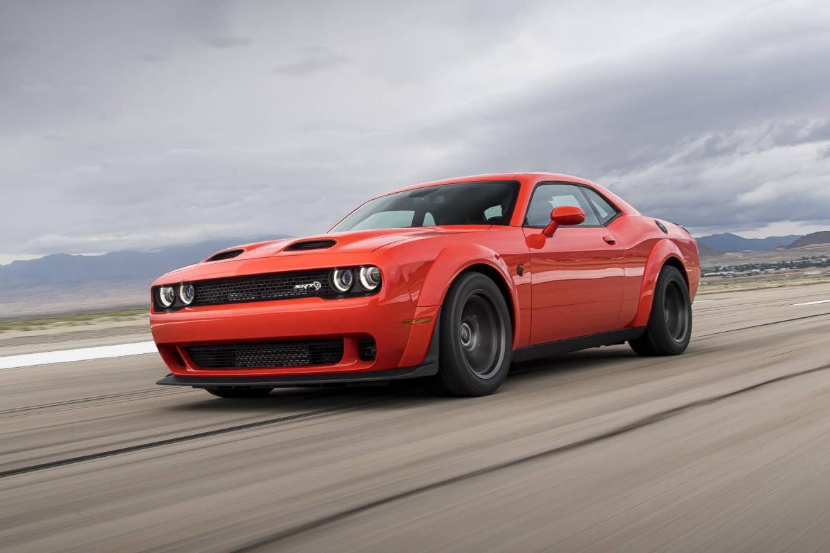 Dodge Challenger 2021 : Super Stock!