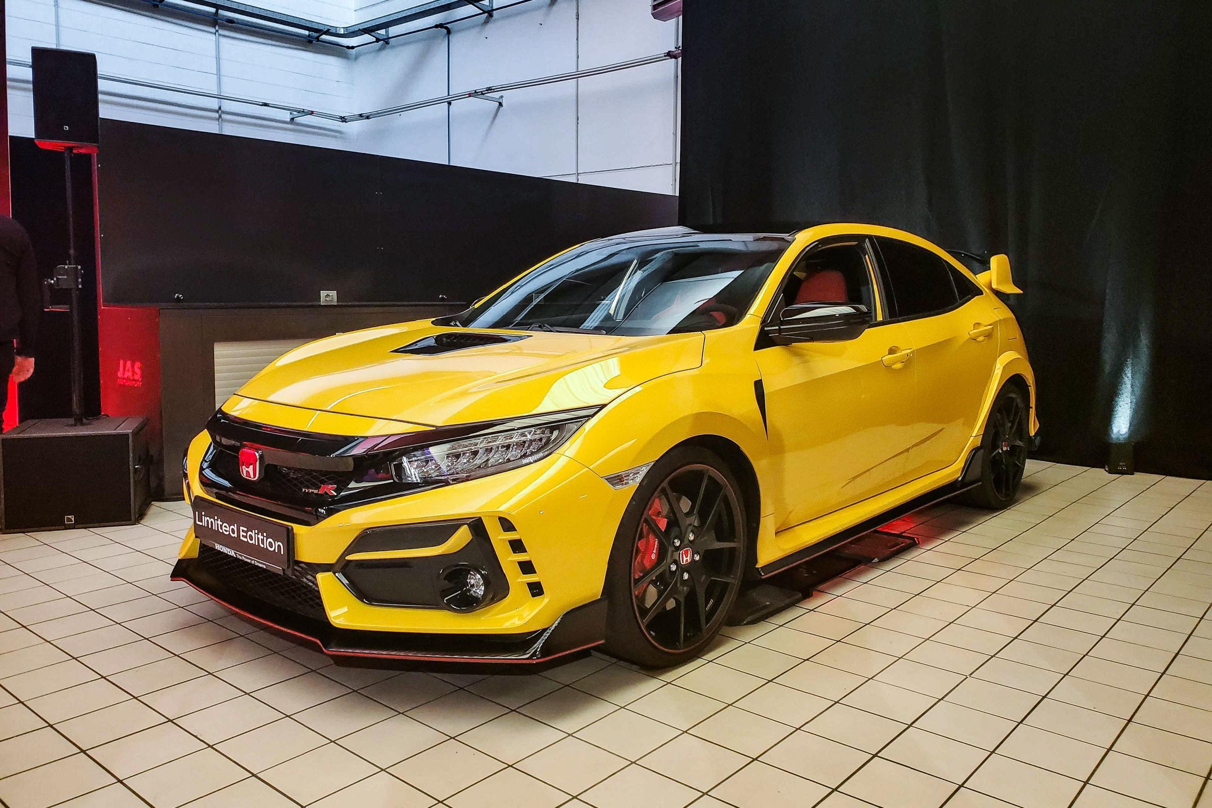 Honda Civic 2021 : la reine du bal
