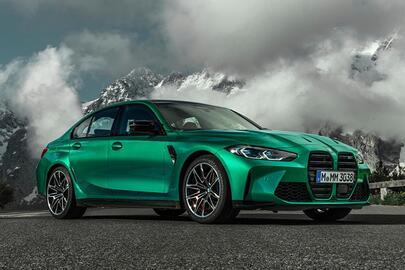 BMW Série 3 2021 : le coup d'État