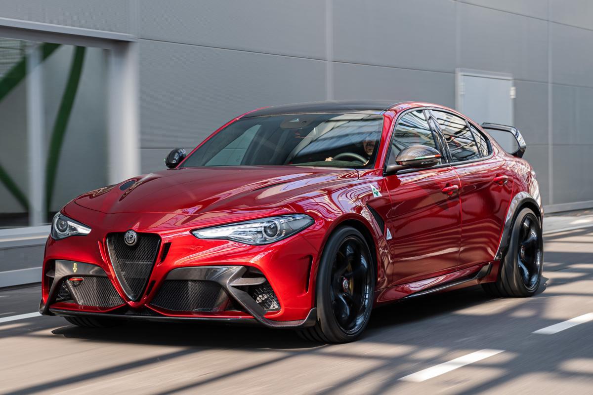 Alfa Romeo Giulia 2021 : Une histoire d'amour en vacances