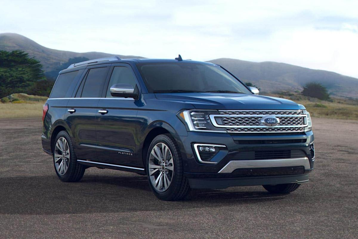 Ford Expedition 2021
