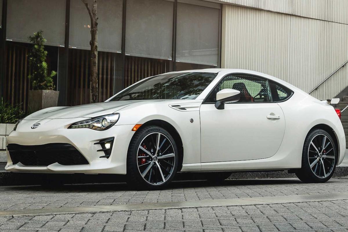 Toyota, 86, 2021