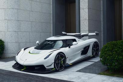 Top 10 des voitures les plus rapides du monde en 2021