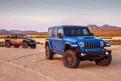 Jeep Wrangler 2021 : d'un extrême à l'autre
