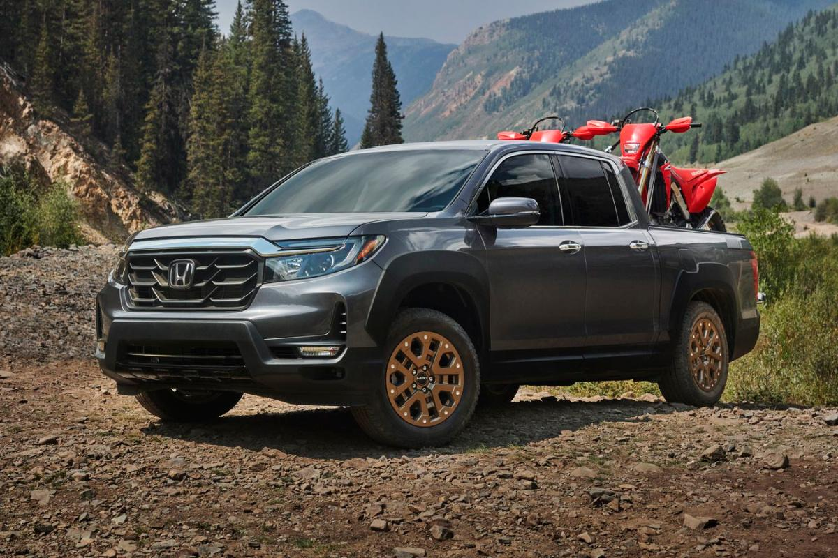 Honda Ridgeline 2021 : Un vrai camion