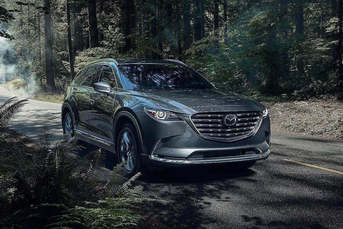 Mazda Cx 9 2021