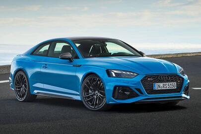 Audi A5 2021 : Une gamme complète