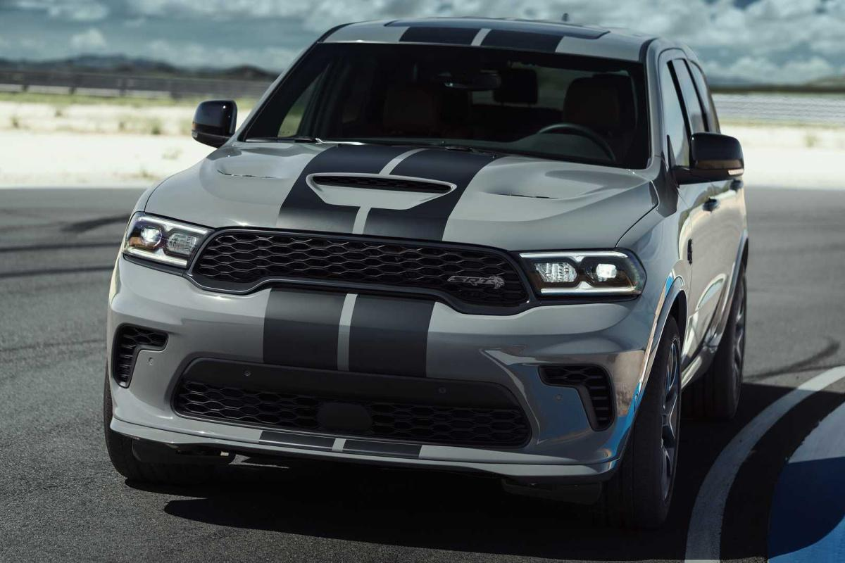 Dodge Durango Hellcat 2021