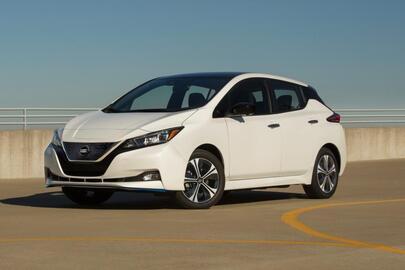 Nissan Leaf 2021 : Je me souviens