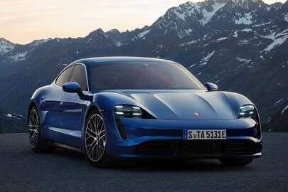 7 choses à savoir sur la Porsche Taycan 2021
