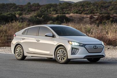 Hyundai Ioniq 2021 : le beurre et l'argent du beurre
