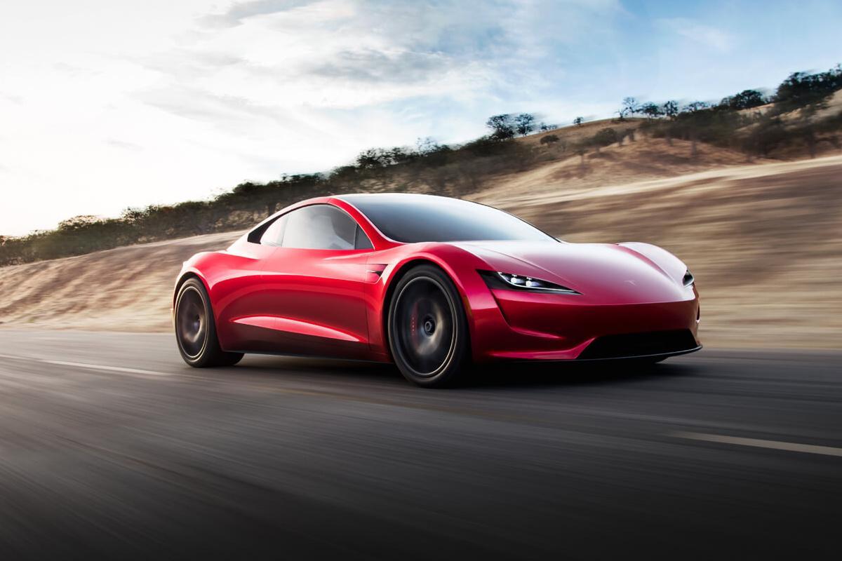 Top 10 des véhicules électriques les plus rapides en 2021