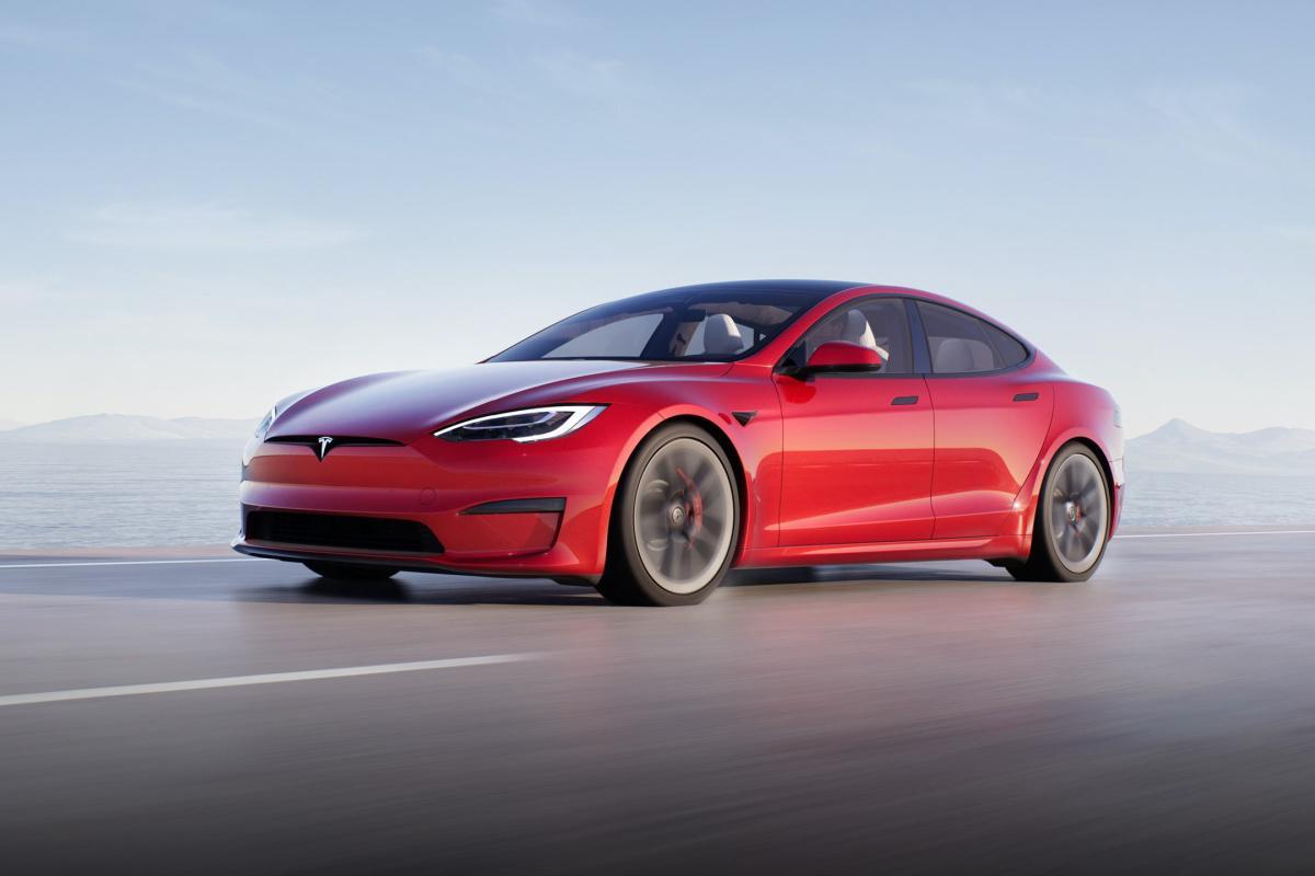 Tesla Model S 2021 : là où tout a commencé