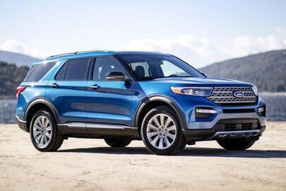 Ford Explorer Hybride 2021