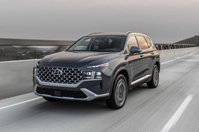 Hyundai Santa Fe 2021 : Plusieurs nouveautés au programme